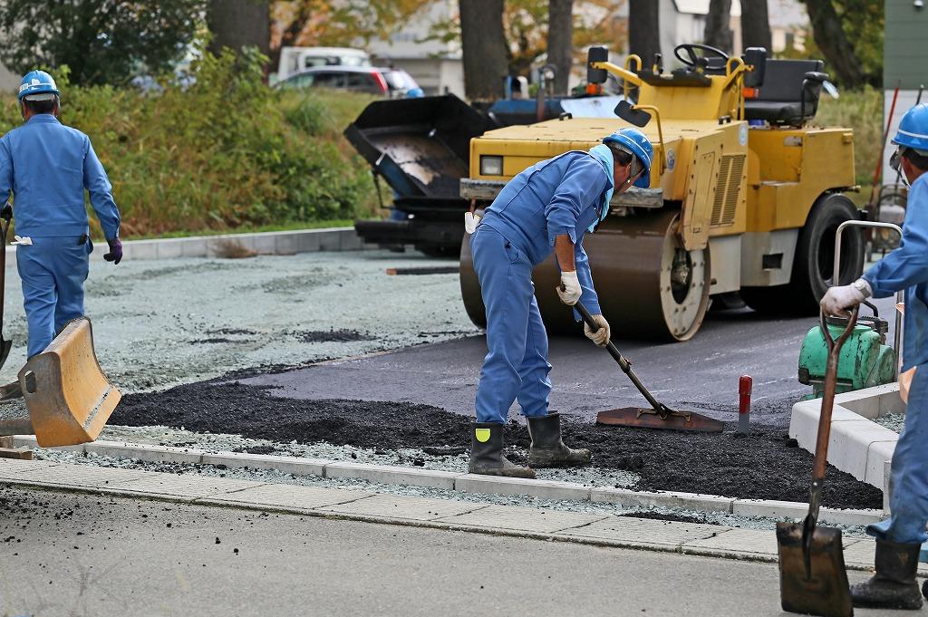 道路工事はどんな時に行うの?